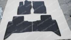 Коврики салона Land Rover Range Rover 4 (2012->) (4шт) (Avto-Gumm)