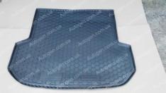 Коврик в багажник Kia Sorento 3 (2015->) (5 мест) (Avto-Gumm Полиуретан)