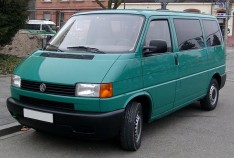 Подкрылки Защита Локера Volkswagen Т4 (1990-2003)