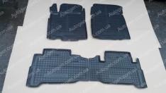 Коврики салона Acura MDX 2 (2006-2013) (4шт) (Avto-Gumm)