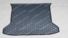Коврик в багажник JAC S3 (Avto-Gumm Полиуретан)