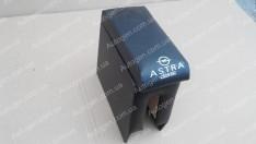 Подлокотник бар Opel Astra G (1997->)  черный