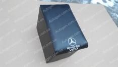 Подлокотник бар Mercedes Vito W638 (1995-2003)  черный