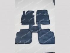 Коврики салона Hyundai Elantra 5 (MD) (2010-2014) (5шт) (Avto-Gumm)
