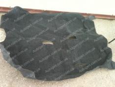 Покрытие пола ковролин ВАЗ 2108, ВАЗ 2109, ВАЗ 21099, ВАЗ 2113, ВАЗ 2114, ВАЗ 2115 завод с прослойкой