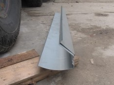 гибка порогов на авто хмельницкий Пример 1