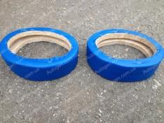 Подиумы акустические 6/9  овалы (2шт) синие