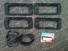 Накладки под ручки ВАЗ 2105, ВАЗ 2107, ВАЗ 2104 Пластик