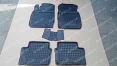Коврики салона Ford EcoSport 2 (2013->) (5шт) (Avto-Gumm)