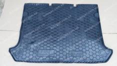 Коврик в багажник Fiat Doblo 1 (2000-2010) короткая база (без сетки)  (Avto-Gumm Полиуретан)