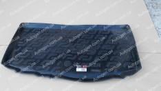 Коврик в багажник Kia Picanto 2 HB (2011->) (Lada-Locker)
