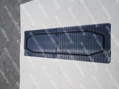 Коврики салона универсальные на второй и третий ряд Hyundai H100 (Украина)
