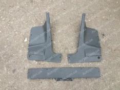 Обшивка сидушки ВАЗ 2108, ВАЗ 2109, ВАЗ 21099 (3части)