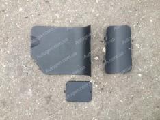 Заглушки обшивки багажника ВАЗ Нива 21213 тайга (3шт)