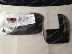 Брызговики модельные Skoda Rapid LB (лифтбек) (2012->) (передние 2шт.) (Lada-Locker)