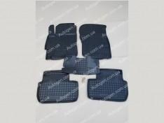Коврики салона Mitsubishi Lancer 10 (2007->) (5шт) (Avto-Gumm)