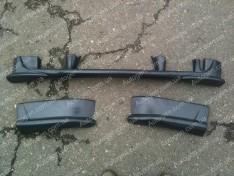 Юбка на бампер ВАЗ 2110, ВАЗ 2111, ВАЗ 2112 передняя (7140)