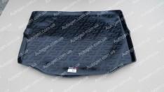 Коврик в багажник Toyota RAV4 (5 дверей) (полноразмерный без докатки) (2013-2019) (Lada-Locker)