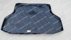 Коврик в багажник Daewoo Gentra SD (2013->) (Lada-Locker)