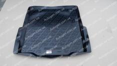Коврик в багажник Skoda Superb 2 LB (лифтбек) (2008-2015) (Lada-Locker)