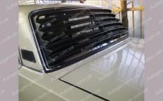 Козырек заднего стекла (решетка) ВАЗ 2101, ВАЗ 2103, ВАЗ 2105, ВАЗ 2106, ВАЗ 2107 вставная (2120)