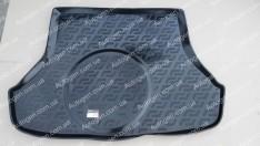 Коврик в багажник Kia Cerato 3 SD (2012->) (Lada-Locker)