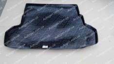 Коврик в багажник Kia Rio 3 SD (2011-2015) (Lada-Locker)