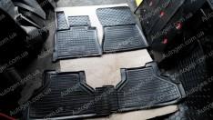 Коврики салона BMW X5 E70 (2006-2013) (4шт) (Avto-Gumm)
