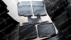 Коврики салона Suzuki SX4 (2013->) (5шт) (Avto-Gumm)