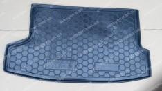 Коврик в багажник Nissan Juke (2014->) верхняя полка (Avto-Gumm Полиуретан)