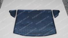 Коврик в багажник Suzuki Vitara 2 (2015->) (Avto-Gumm Полиуретан)