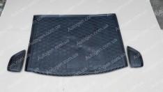 Коврик в багажник Suzuki SX4 (2013->) (верхний) (Avto-Gumm Полиуретан)