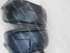 Подкрылки Renault Symbol 2 (2008-2013) (Передние 2шт.) (Mega-Locker)
