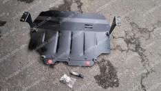 """Защита двигателя Volkswagen Caddy 3 (2004->)    """"Titanium"""""""