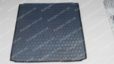 Коврик в багажник SsangYong Rexton 1 (2001-2006) (Avto-Gumm Полиуретан)