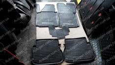 Коврики салона Volkswagen Caddy 3 (4 двери) (2004->)  (5шт) (Avto-Gumm)