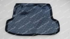 Коврик в багажник Kia Rio 2 SD (2005-2011) (Lada-Locker)