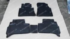 Коврики салона BMW X5 E53 (1999-2006) (4шт) (Avto-Gumm)