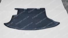 Коврик в багажник Chevrolet Niva (2002->)  (Avto-Gumm Полиуретан)