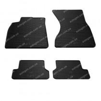 Коврики салона Audi A6 C7 (2011-2019) (4шт) (Stingray)