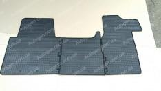 Коврики салона Nissan NV 400 (2010->) (3шт) (Stingray)