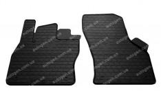 Коврики салона Seat Leon 3 (2012->) (передние 2шт) (Stingray)
