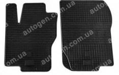 Коврики салона Mercedes X166 (2012->) (передние 2шт) (Stingray)