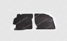 Коврики салона Mazda 6 (2008-2012) (передние 2шт) (Stingray)