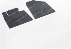 Коврики салона Hyundai Santa Fe (2012-2018) (передние 2шт) (Stingray)