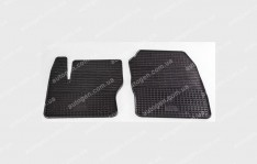 Коврики салона Ford C-MAX 2 (2010->) (передние 2шт) (Stingray)
