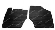 Коврики салона Citroen C4 (2010->) (передние 2шт) (Stingray)