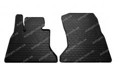 Коврики салона BMW F10 / F11 (2010-2013) (передние 2шт) (Stingray)
