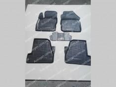 Коврики салона Ford Focus 3 (2011-2018) (5шт) (Avto-Gumm)