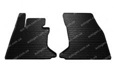 Коврики салона BMW E60 / E61 (2003-2010) (передние 2шт) (Stingray)